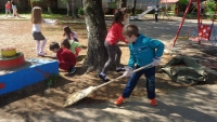 """Децата и младежите са най-активни в инициативата """"Ден на обществената ангажираност 2016"""""""
