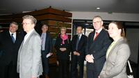 Посещение на посланика на Кралство Холандия Н.пр.Карел ван Кестерен в гр.Севлиенво