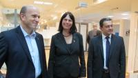 Посланикът на Конфедерация Швейцария Н.Пр. Регина Ешер се срещна с бизнеса на Севлиево