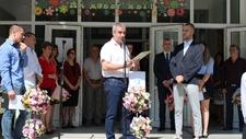Стилиян Илиев - с пълно отличие за целия курс на средното образование